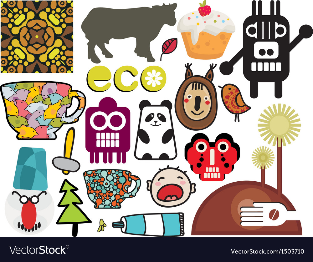 Mix of different images vol56 vector | Price: 1 Credit (USD $1)