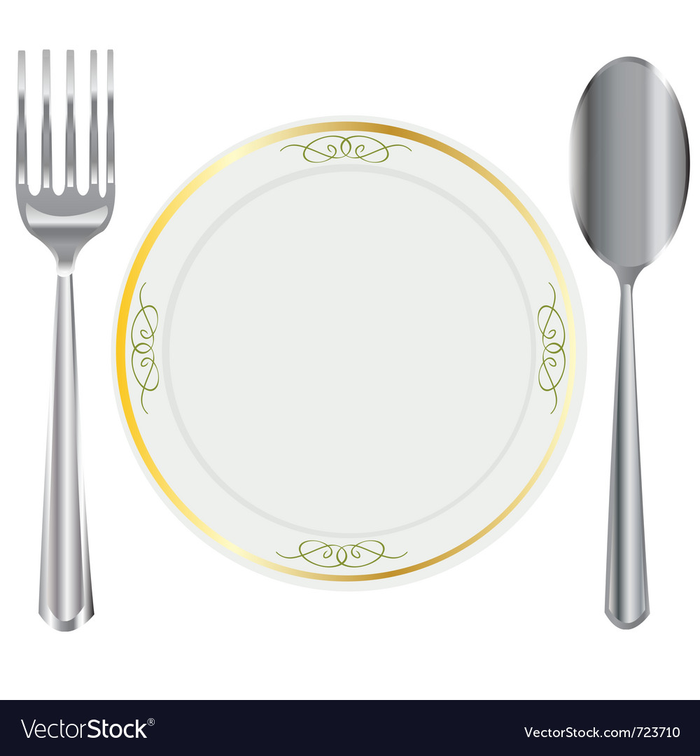 Table service vector | Price: 1 Credit (USD $1)