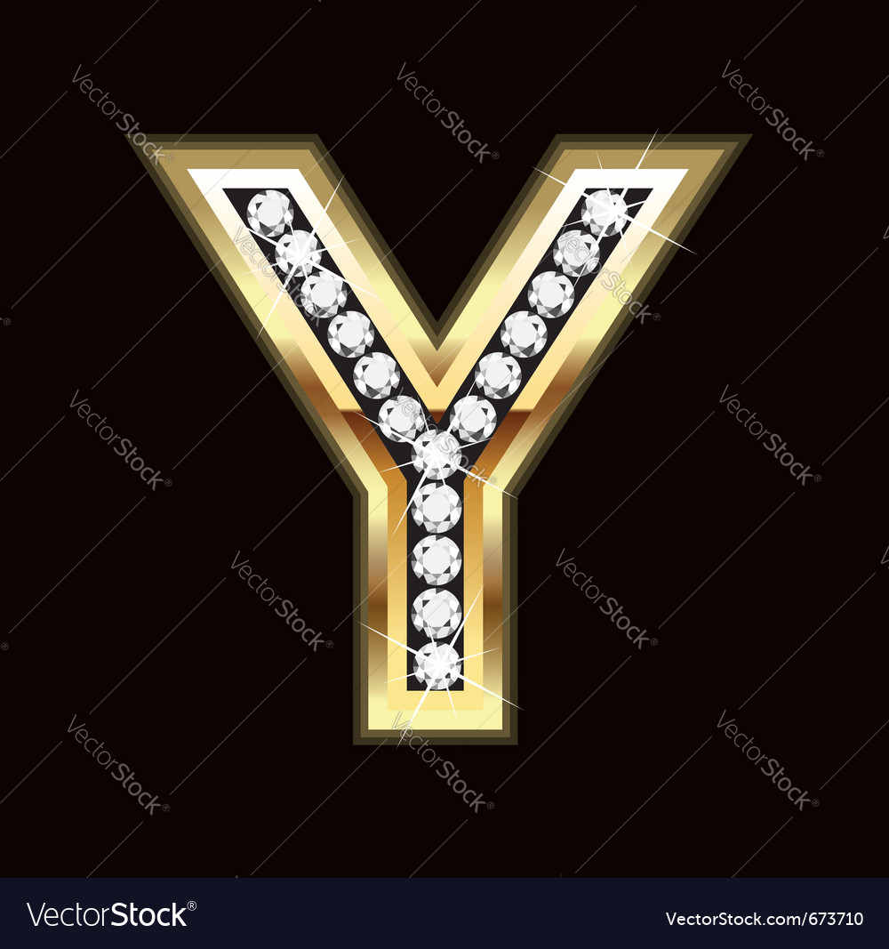 Y bling vector | Price: 1 Credit (USD $1)