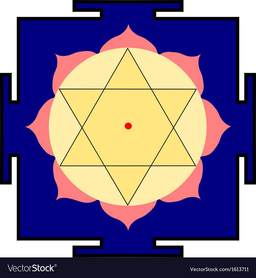 Krishna yantra vector | Price: 1 Credit (USD $1)