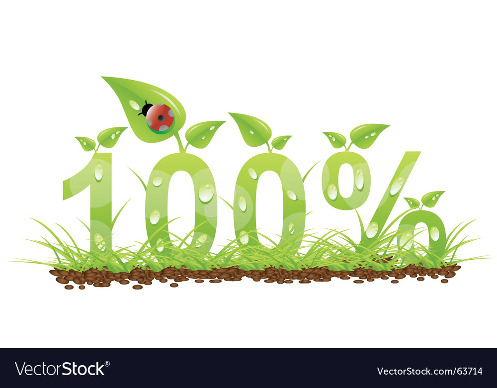 Nature type vector | Price: 1 Credit (USD $1)