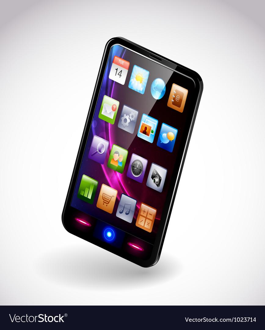 Smartphone vector   Price: 3 Credit (USD $3)