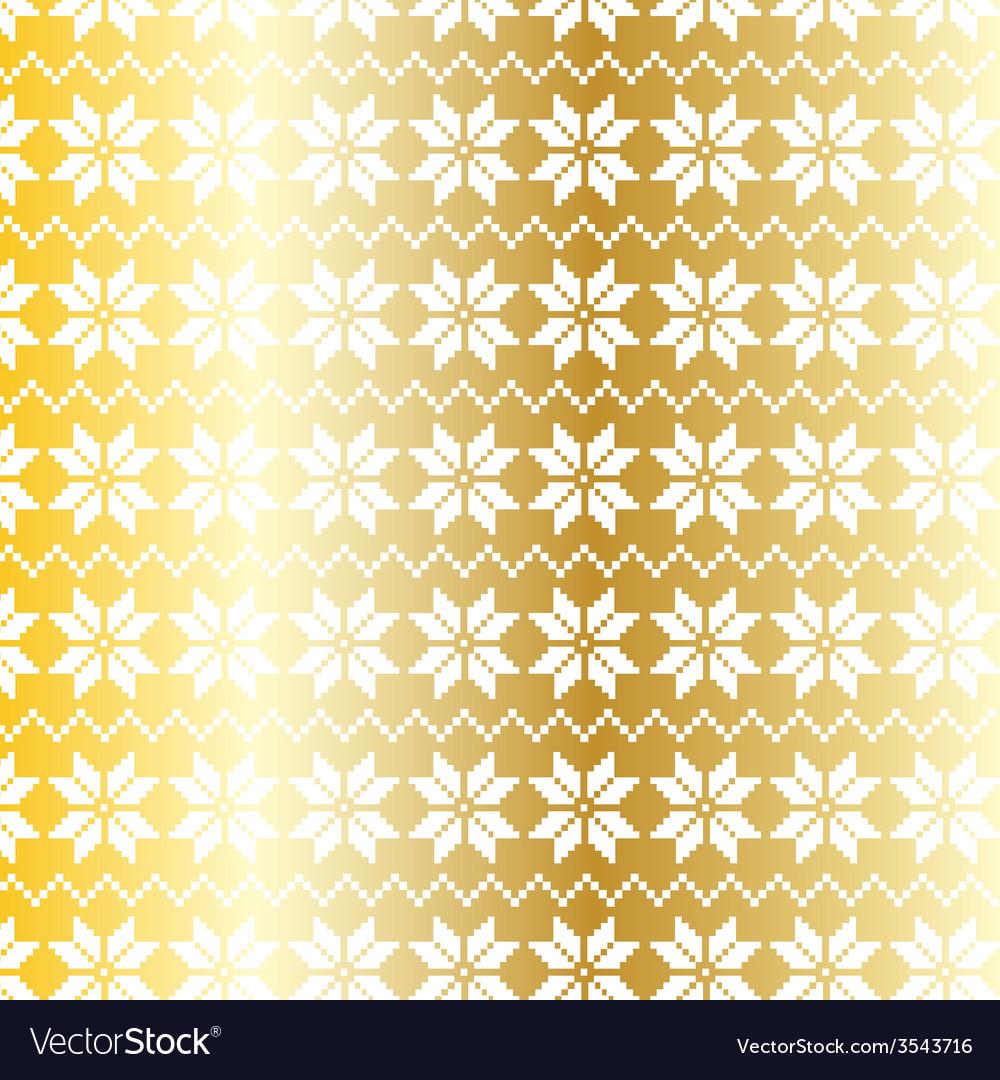 Gold nordic stripe vector | Price: 1 Credit (USD $1)
