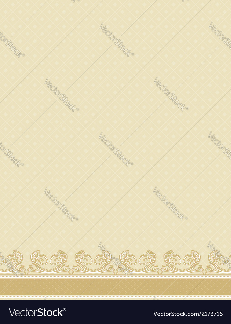 Yellow antique background vector   Price: 1 Credit (USD $1)