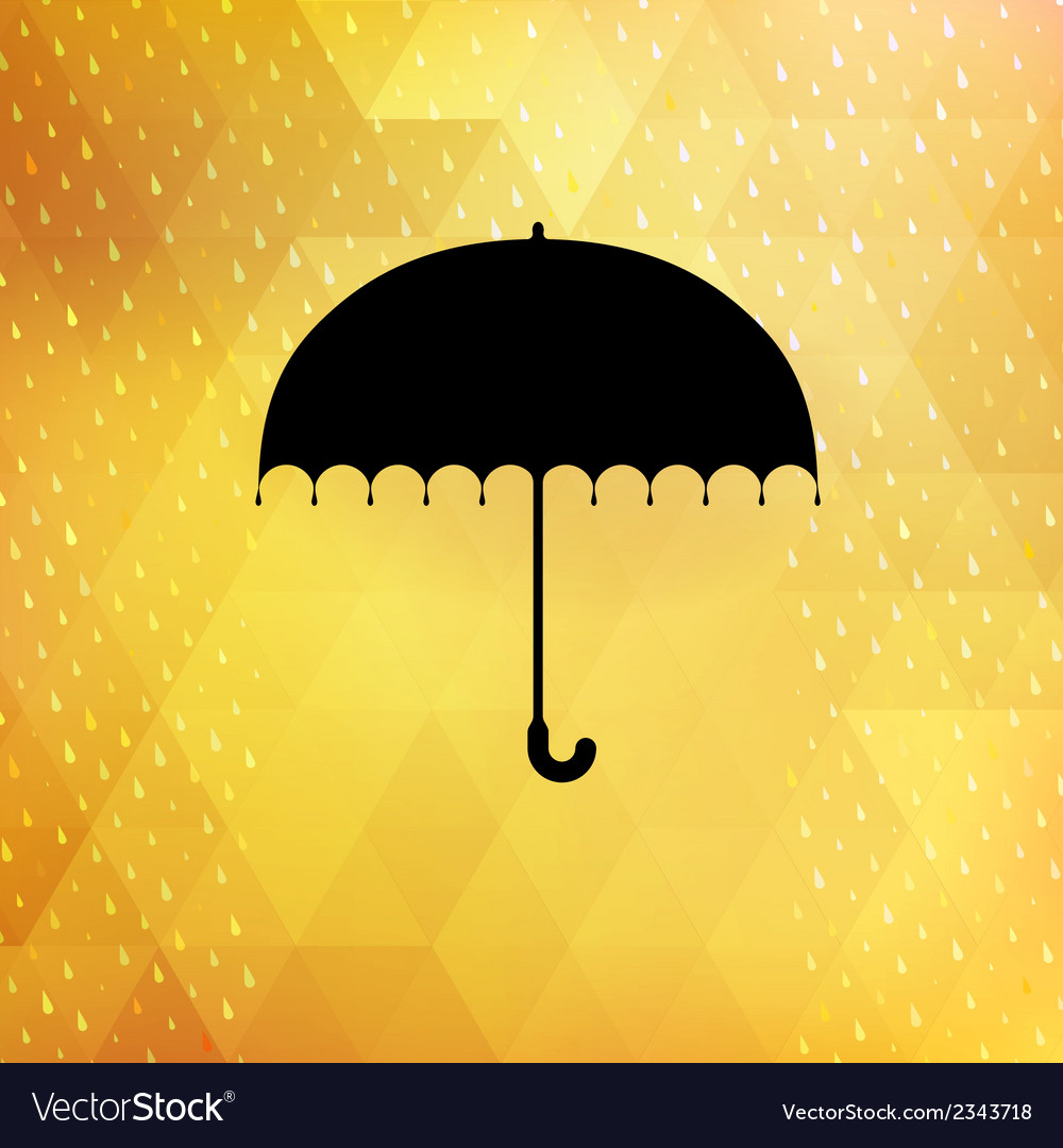 Abstract background with rain pattern eps 10 vector | Price: 1 Credit (USD $1)