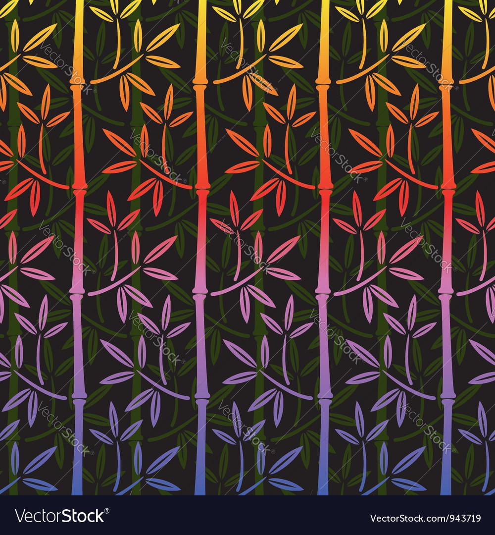 Bamboo wallpaper vector | Price: 1 Credit (USD $1)