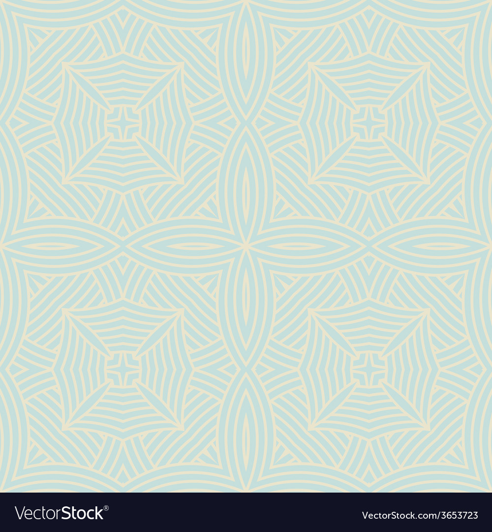 Ethnic seamless pattern ornament print design vector | Price: 1 Credit (USD $1)