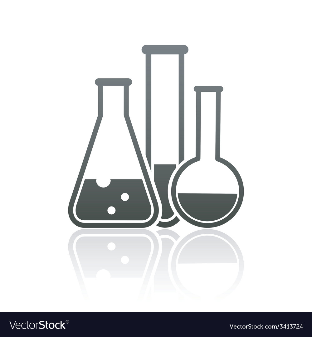 Laboratory equipment icon vector | Price: 1 Credit (USD $1)