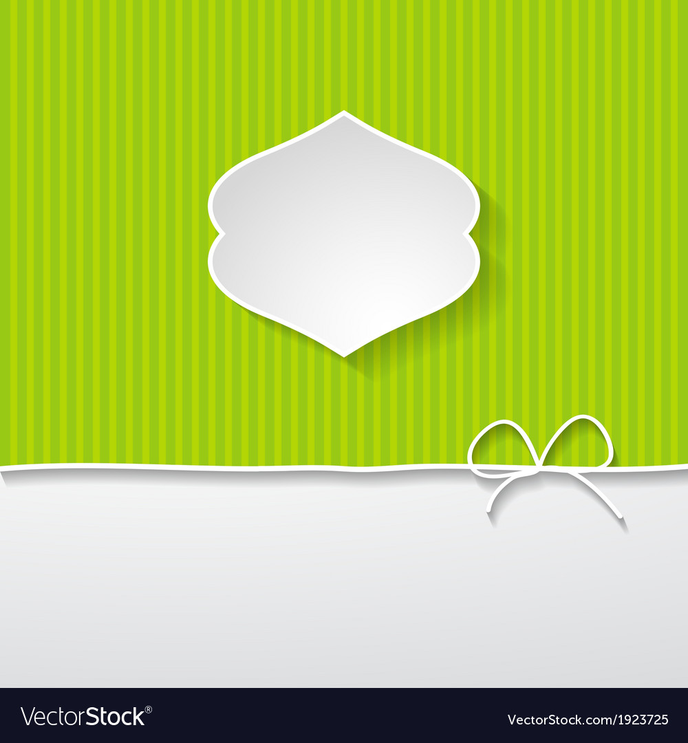 Green background with a space for a text vector | Price: 1 Credit (USD $1)