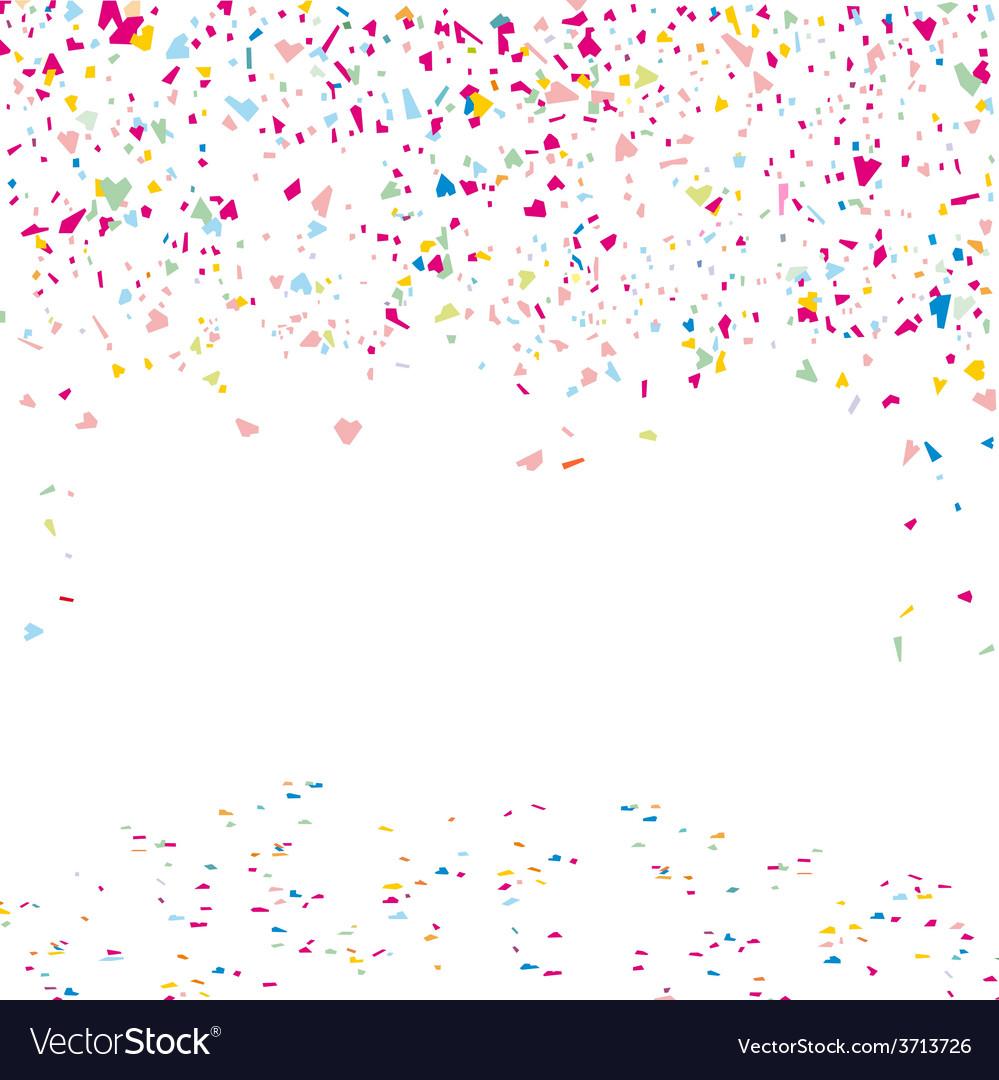 Confetti vector   Price: 1 Credit (USD $1)