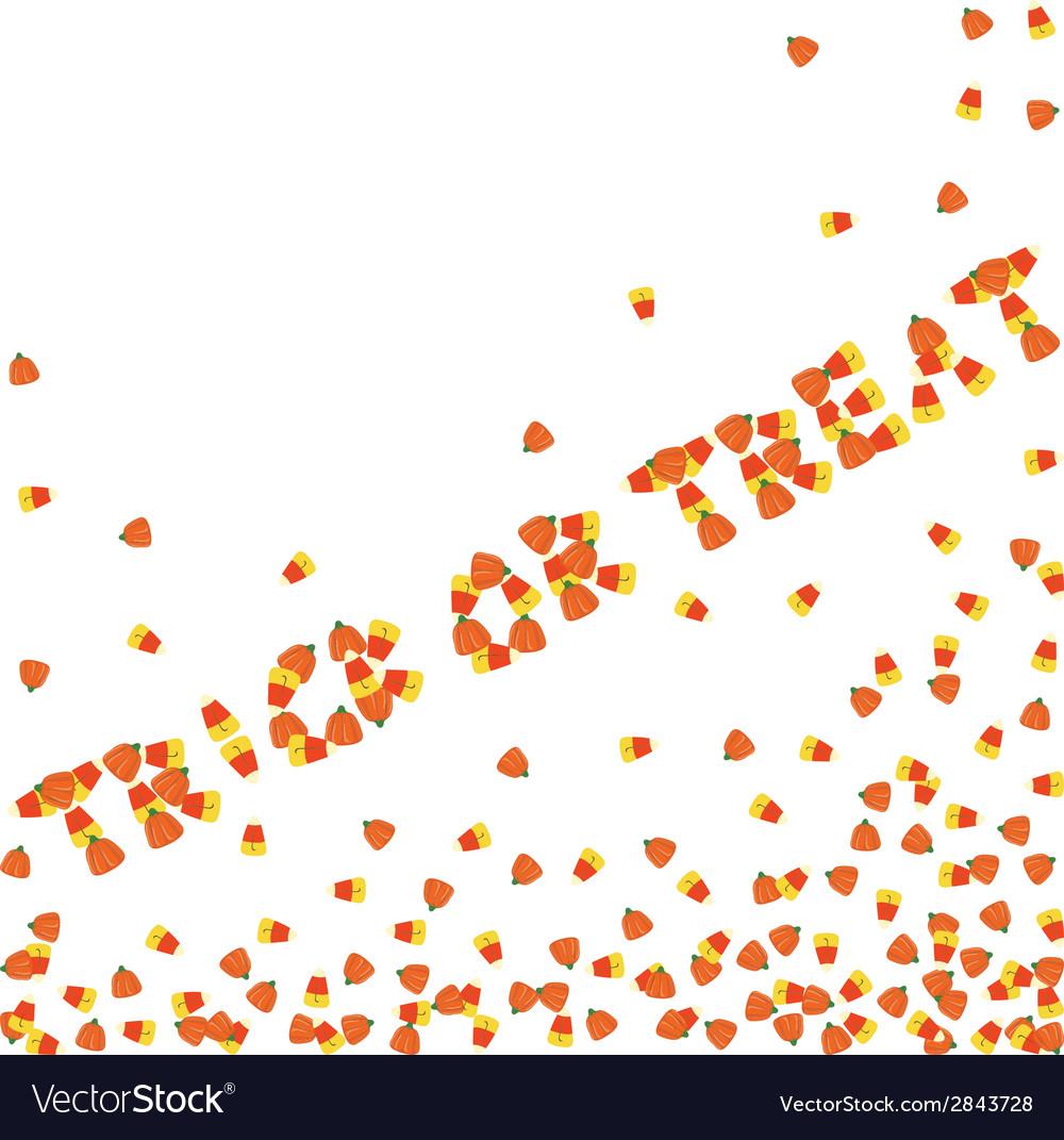 Trick or treat vector | Price: 1 Credit (USD $1)
