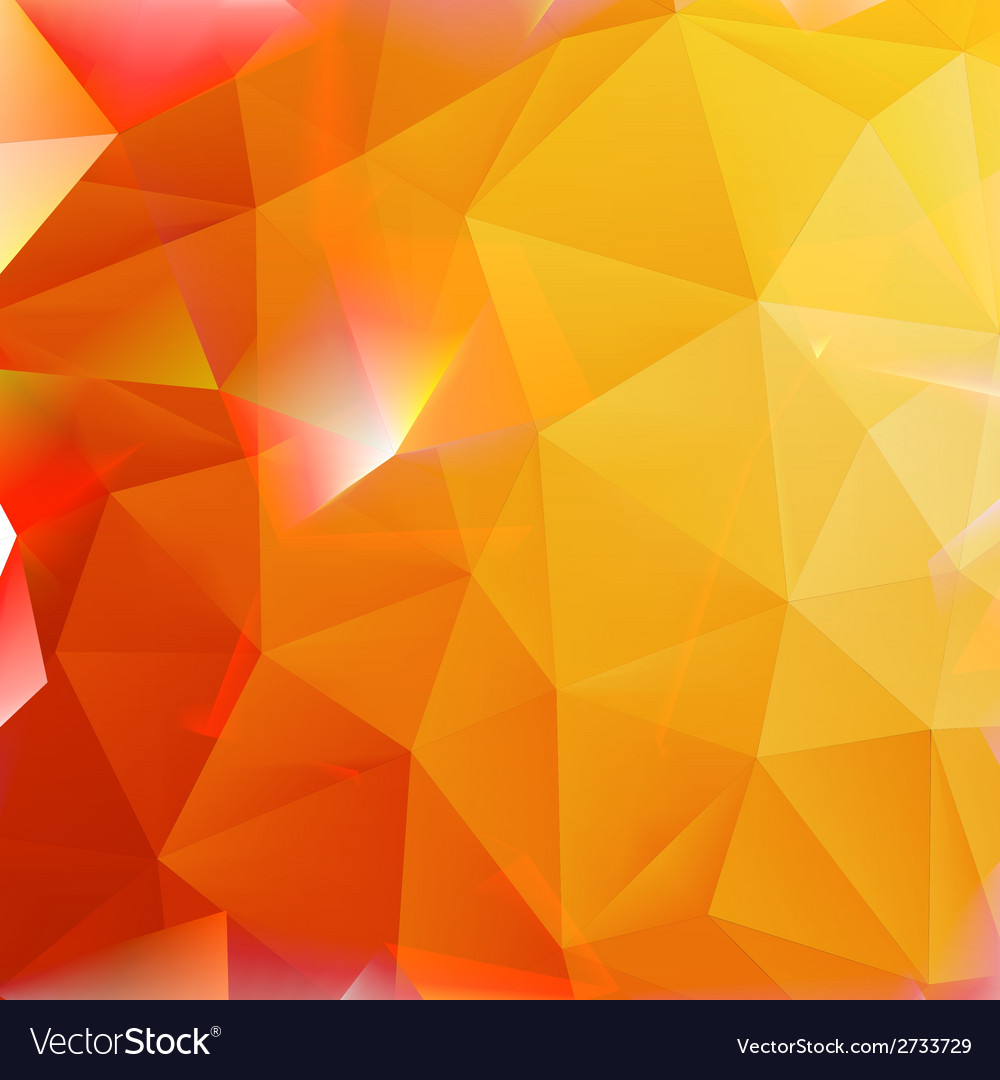 Abstract autumn geometric shapes plus eps10 vector | Price: 1 Credit (USD $1)
