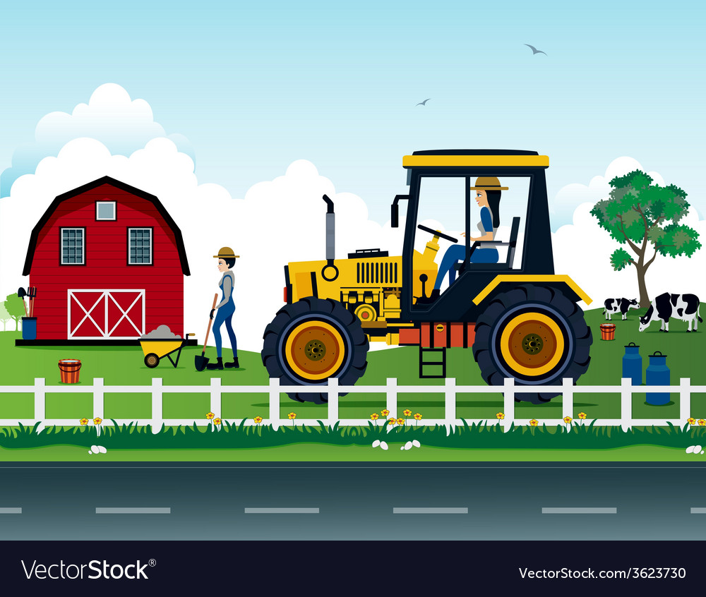 Farmers vector | Price: 3 Credit (USD $3)