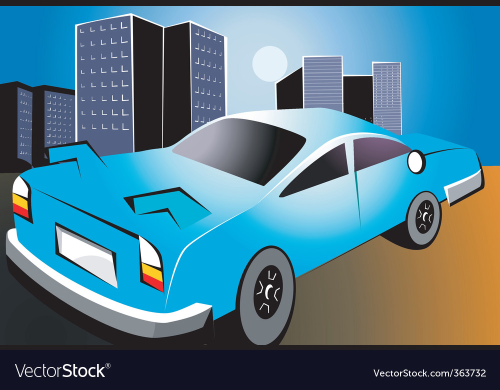 Abstract car vector   Price: 1 Credit (USD $1)