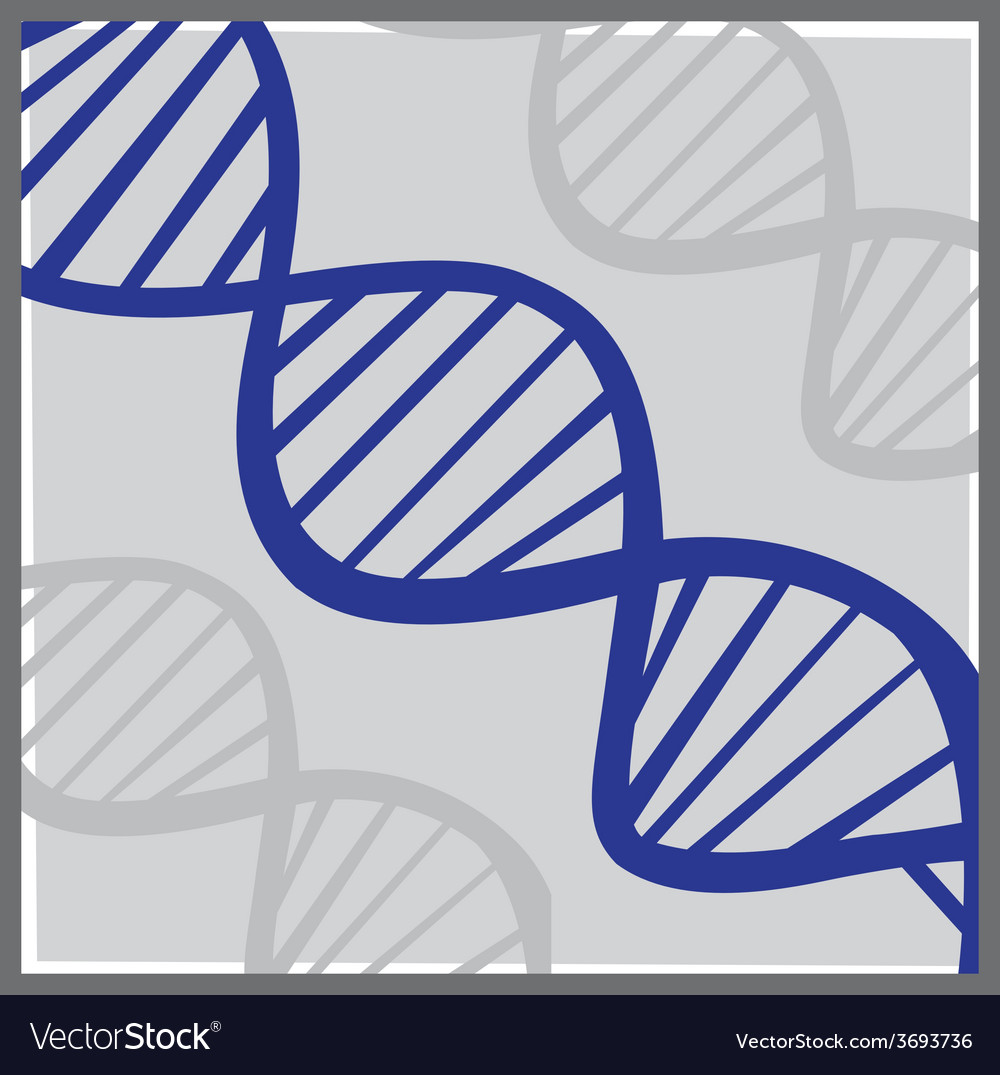 Dna for medical resources vector | Price: 1 Credit (USD $1)