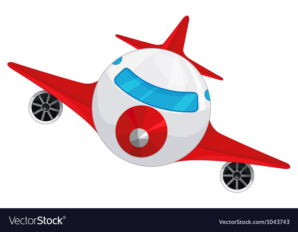 Aeroplane vector | Price: 3 Credit (USD $3)