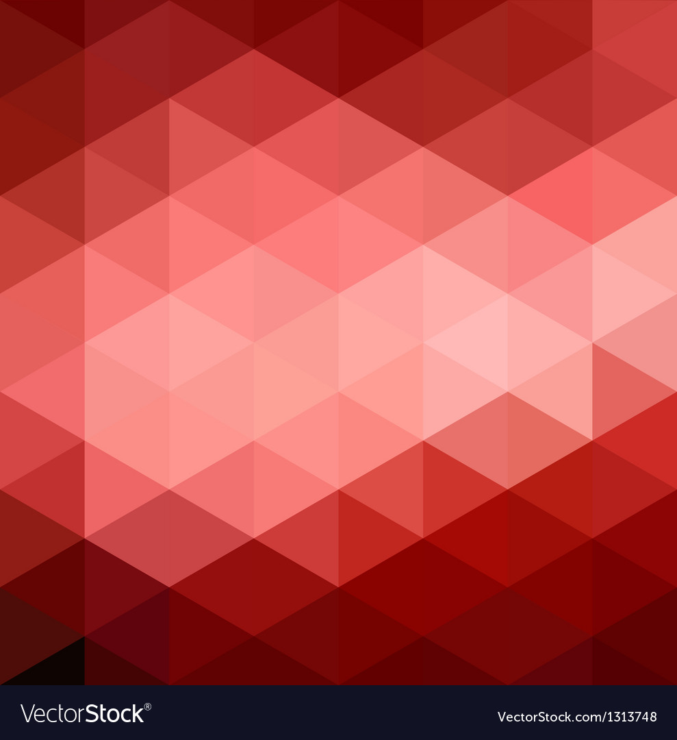 Abstract red geometrical background vector | Price: 1 Credit (USD $1)