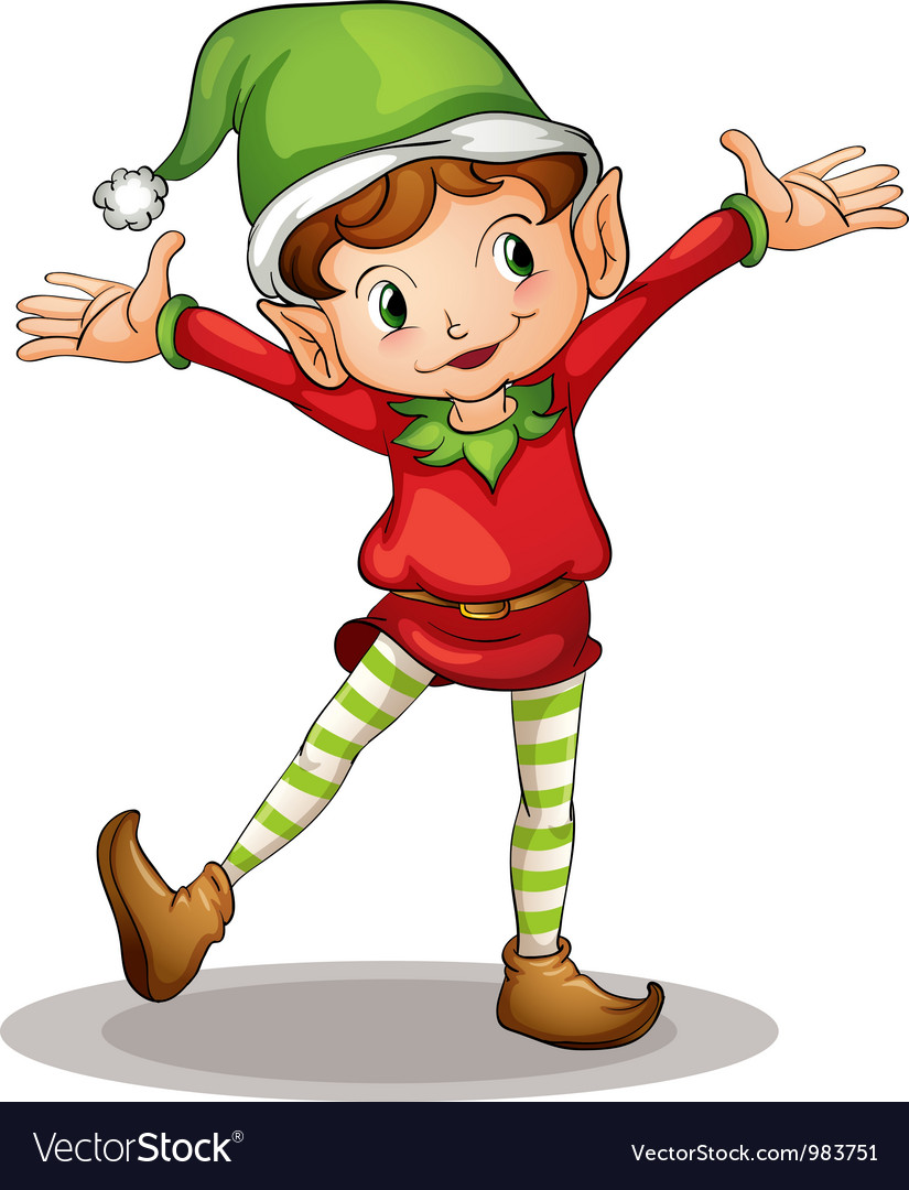Little elf vector | Price: 3 Credit (USD $3)