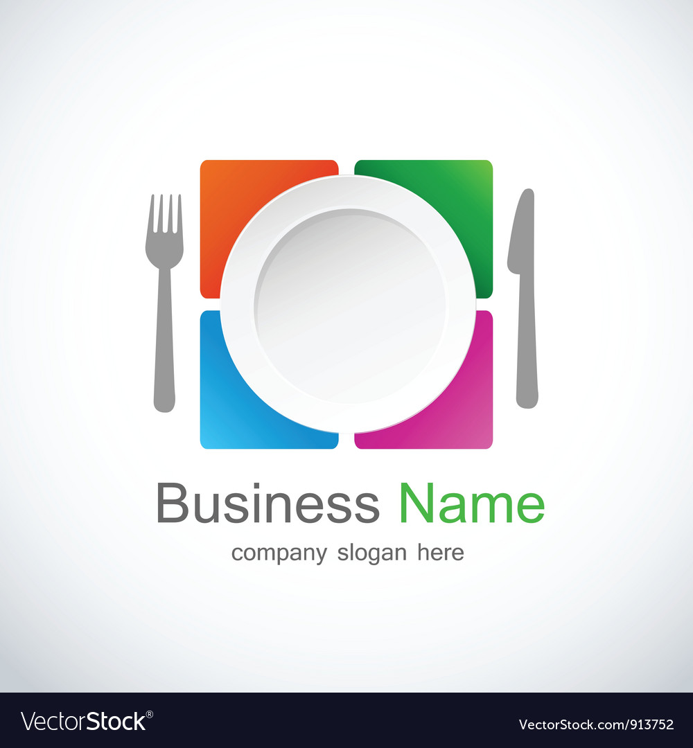 Logo restaurant vector | Price: 1 Credit (USD $1)