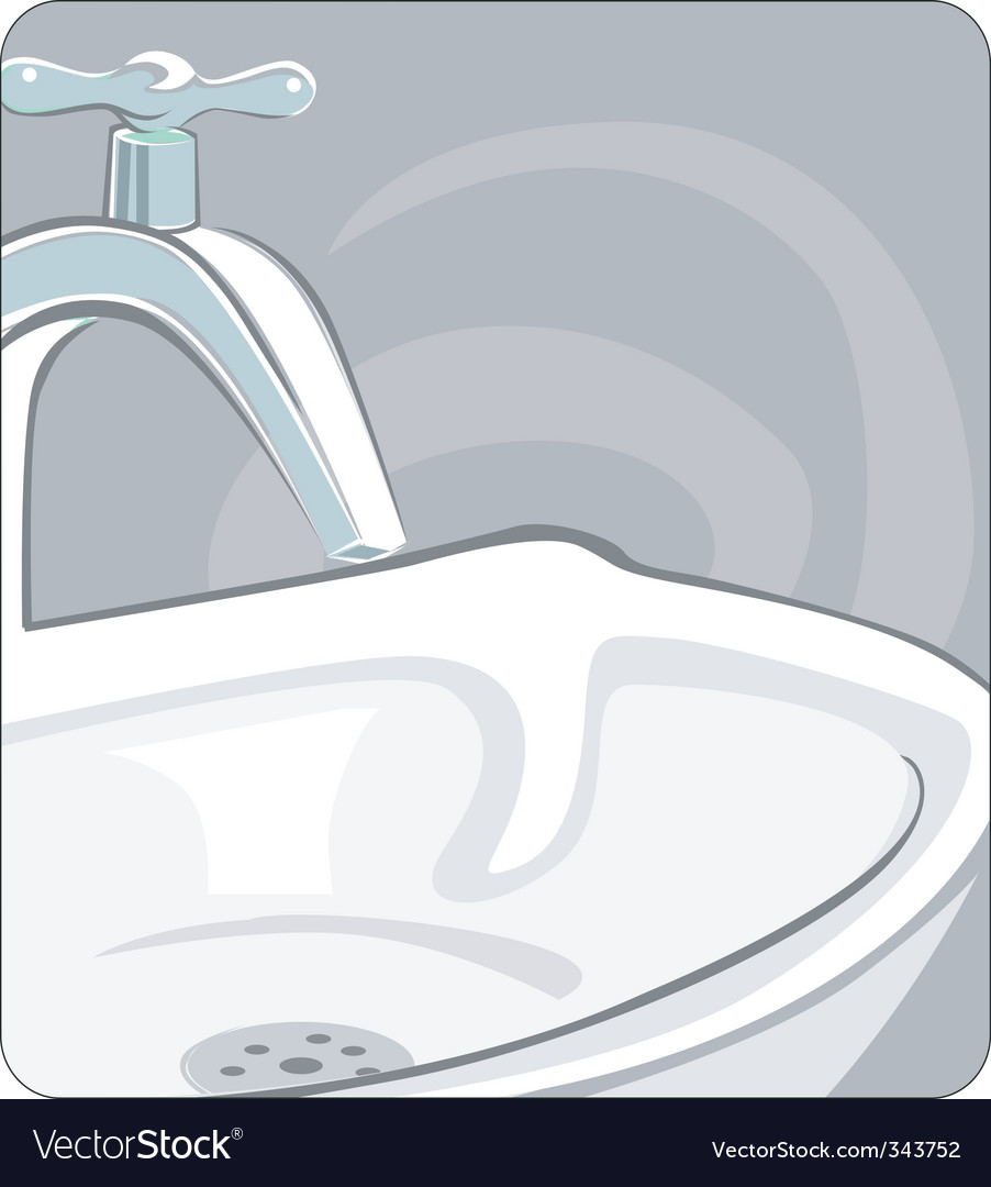 Sanitary ware vector | Price: 1 Credit (USD $1)