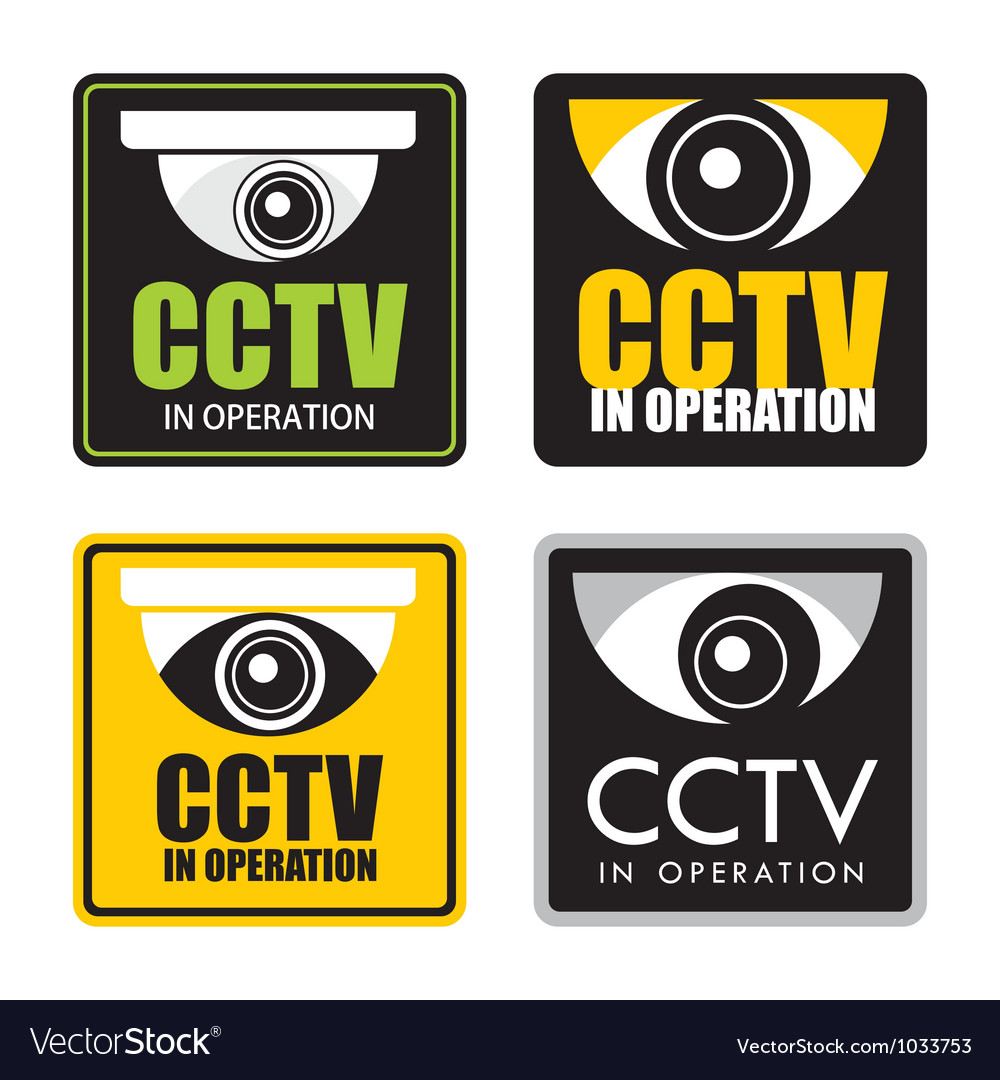 Cctv vector | Price: 1 Credit (USD $1)