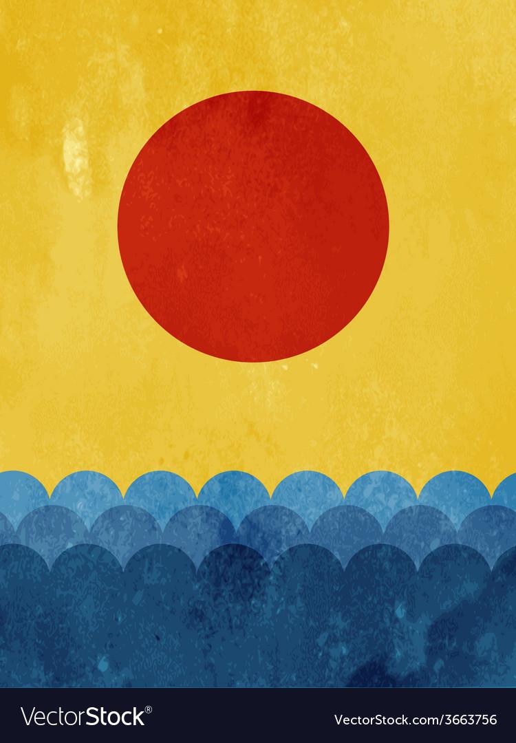 Textured wallpaper vector | Price: 1 Credit (USD $1)