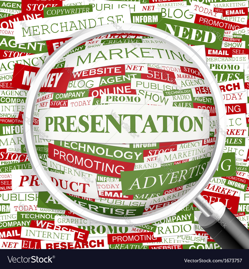 Presentation vector | Price: 1 Credit (USD $1)