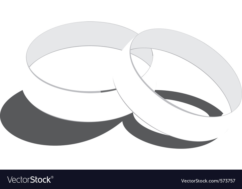 Rings vector | Price: 1 Credit (USD $1)