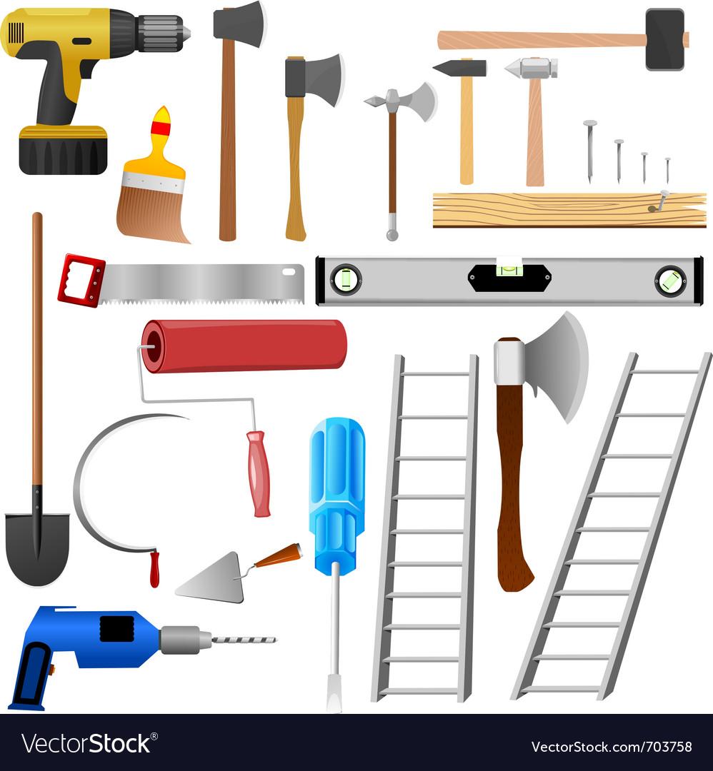 Items for repair vector | Price: 3 Credit (USD $3)