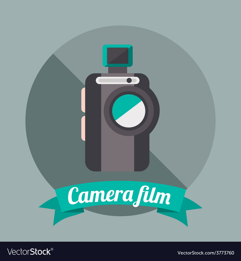 Camera film vector   Price: 1 Credit (USD $1)