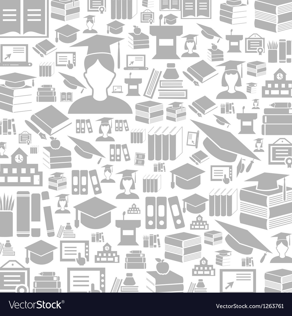 Background school vector | Price: 1 Credit (USD $1)
