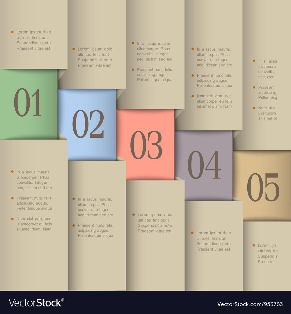 Creative design template vector | Price: 1 Credit (USD $1)