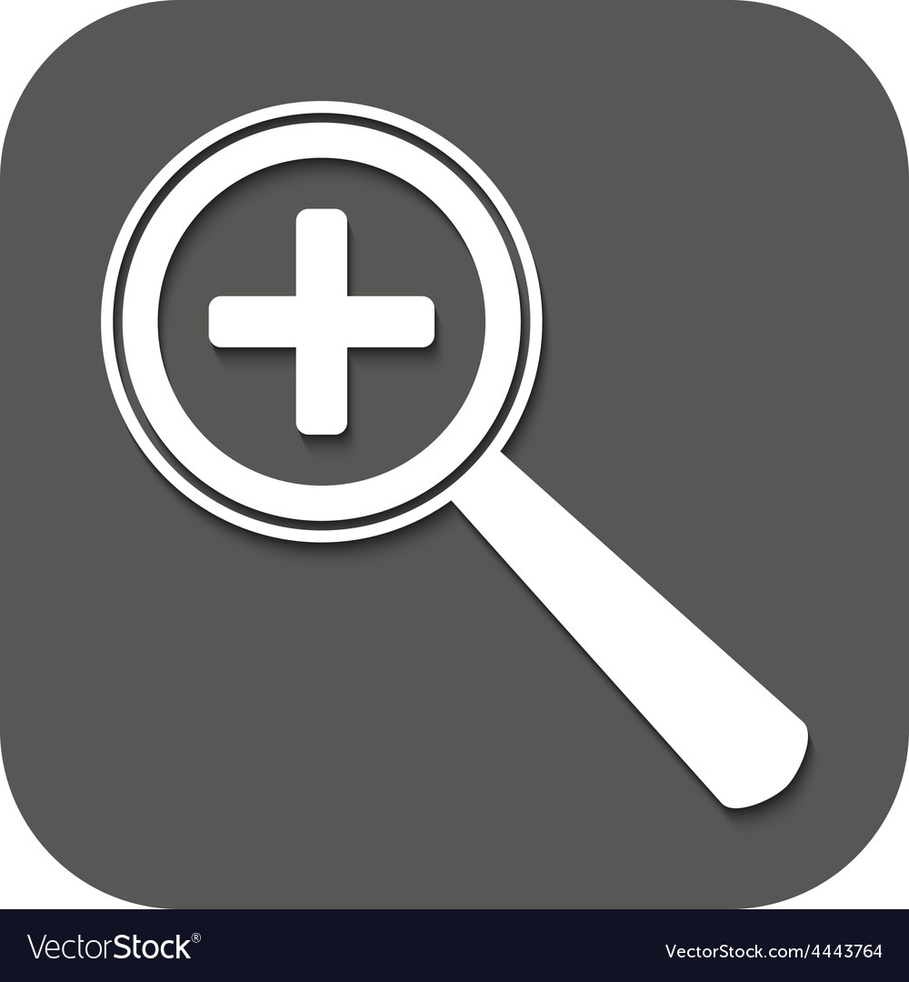 Magnifier glass search icons vector   Price: 1 Credit (USD $1)