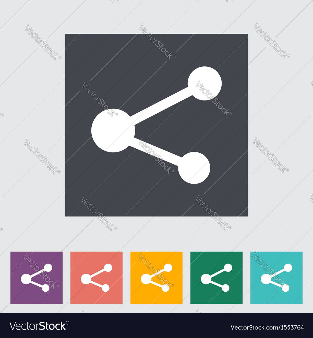Share symbol vector | Price: 1 Credit (USD $1)