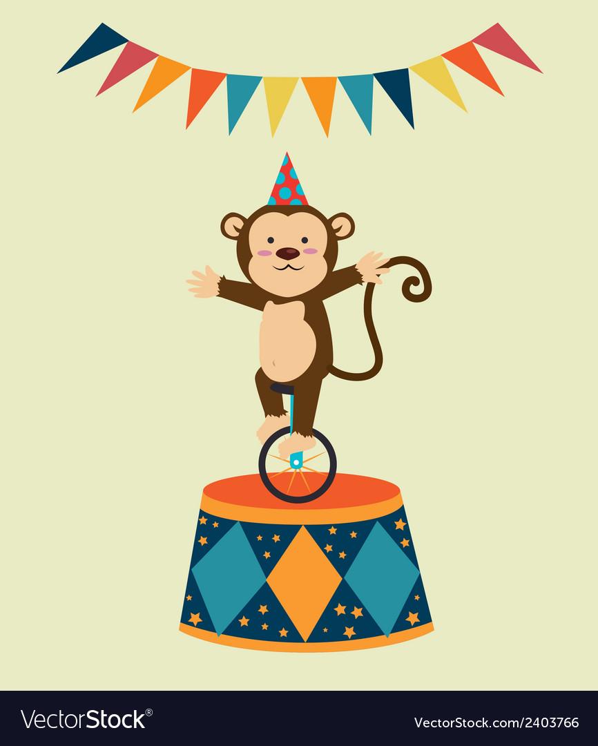 Monkey design vector   Price: 1 Credit (USD $1)