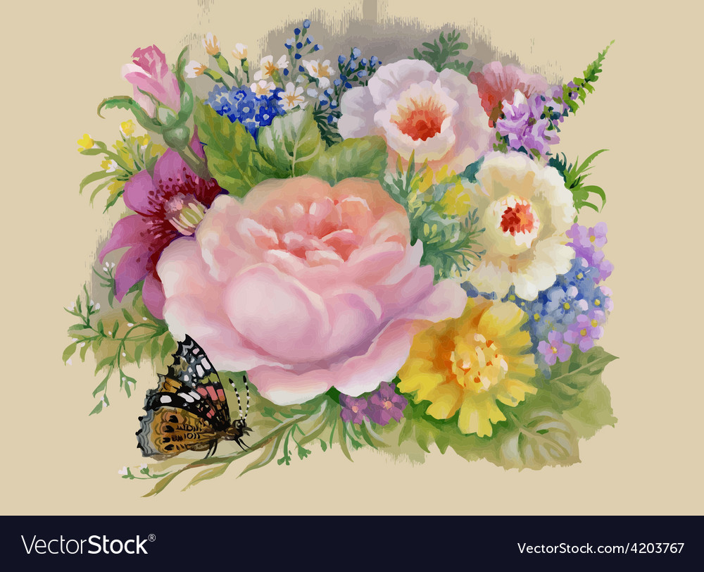 Artistic flower design vector   Price: 3 Credit (USD $3)