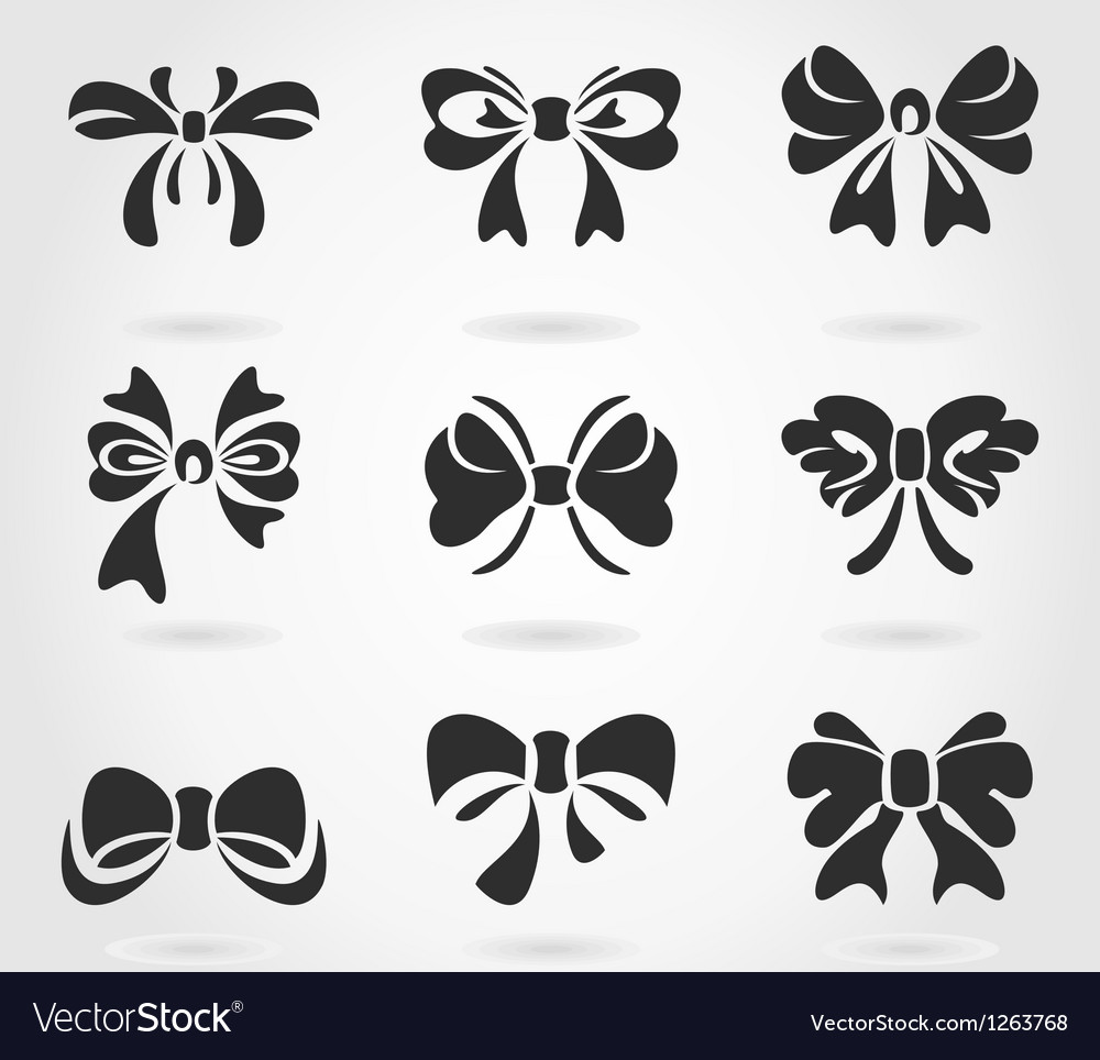 Bow vector | Price: 1 Credit (USD $1)