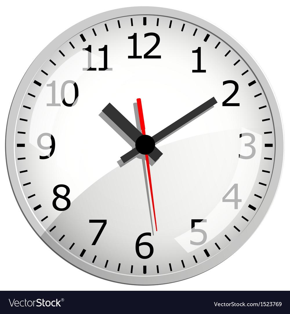 Wall clock vector   Price: 1 Credit (USD $1)