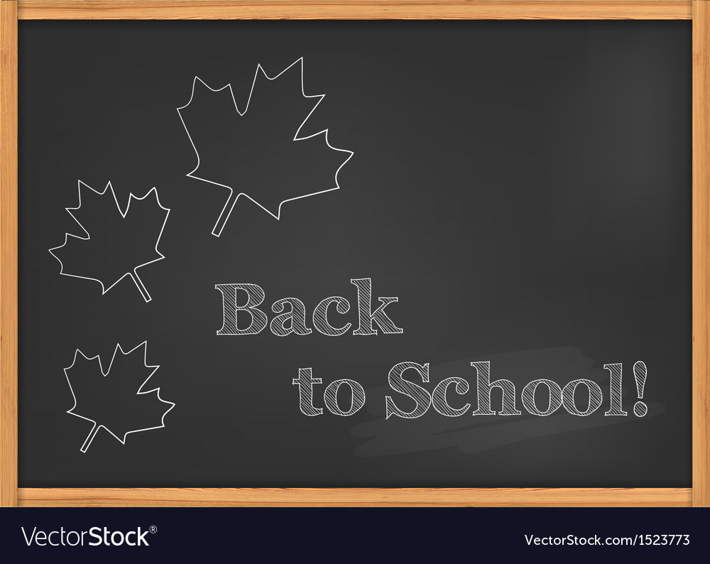 Class chalkboard vector | Price: 1 Credit (USD $1)
