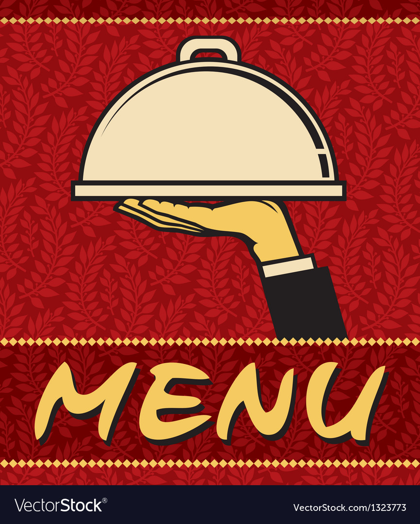 Restaurant menu design vector | Price: 1 Credit (USD $1)