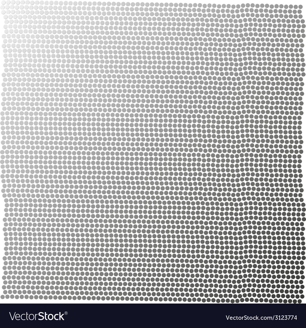 Abstract dots background vector | Price: 1 Credit (USD $1)