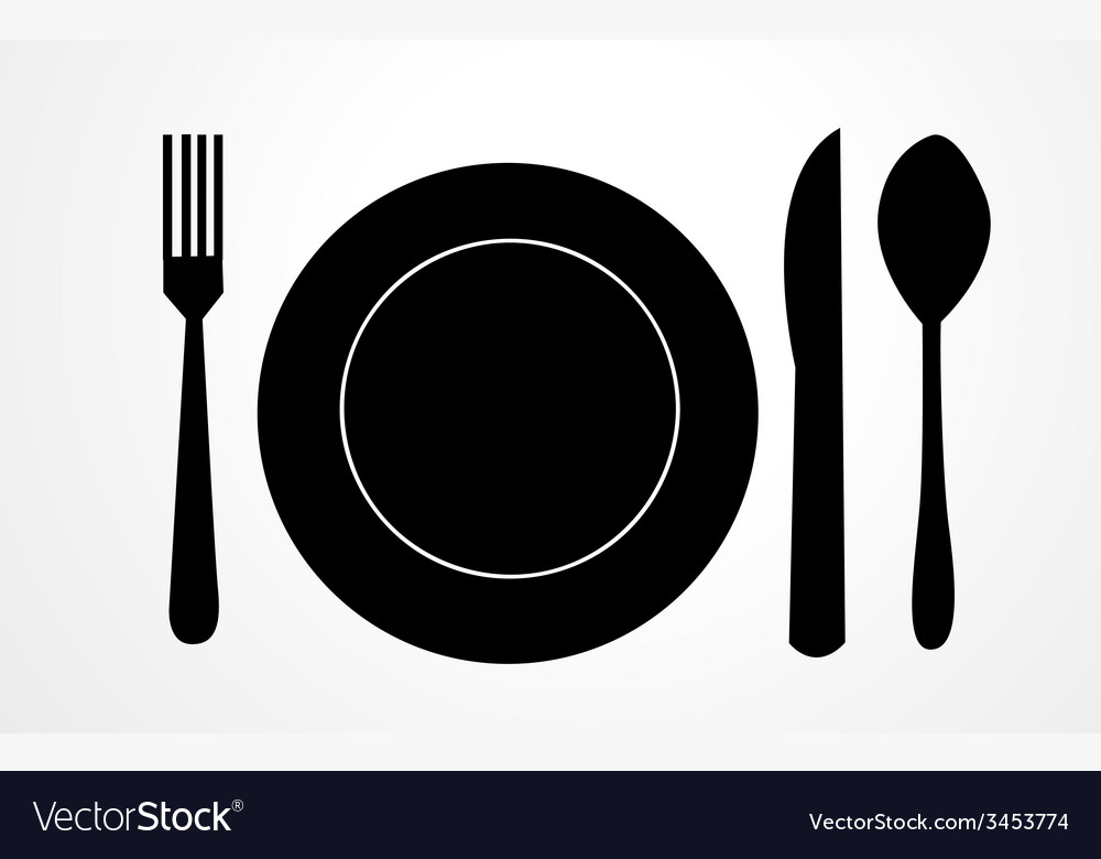 Meal icon vector | Price: 1 Credit (USD $1)