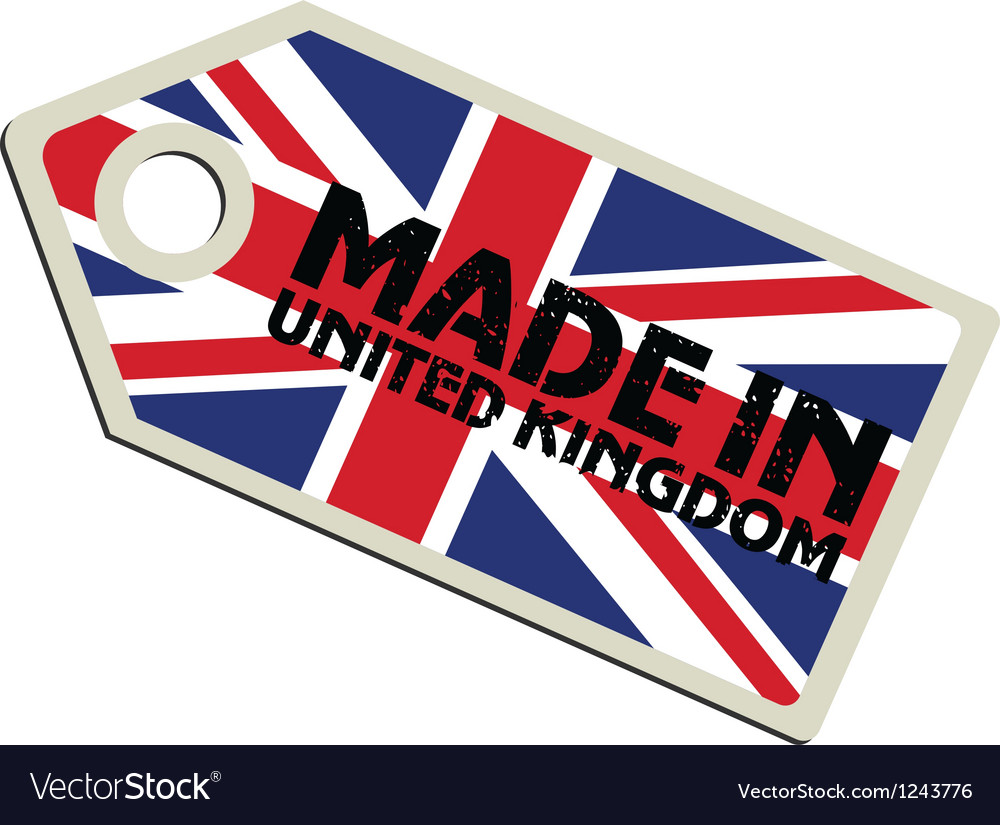 Made in united kingdom vector | Price: 1 Credit (USD $1)
