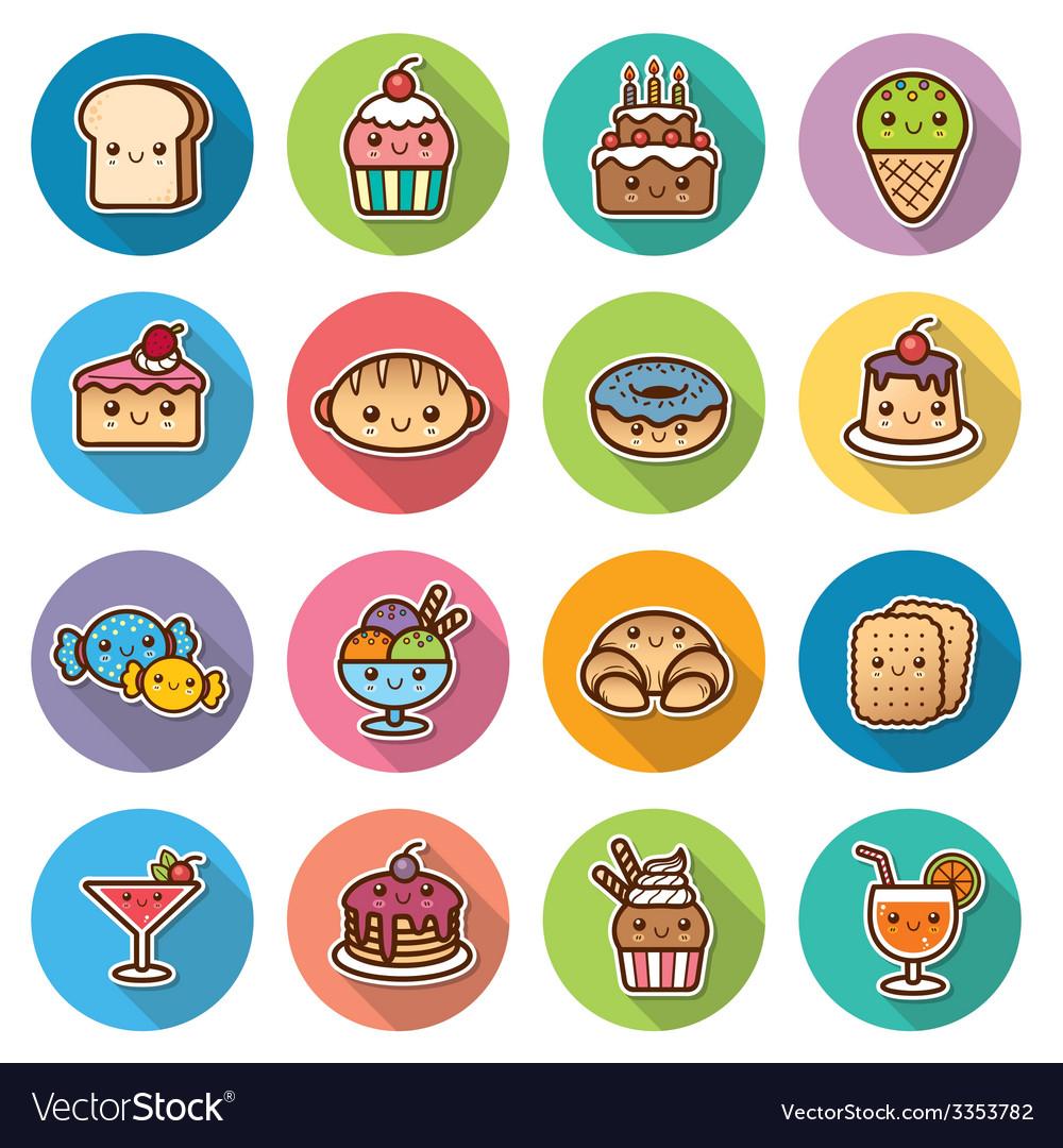 Dessert vector   Price: 1 Credit (USD $1)