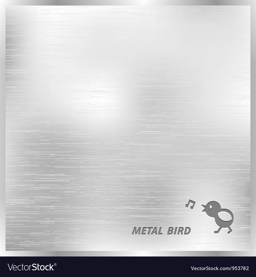 Metal texture background vector | Price: 1 Credit (USD $1)