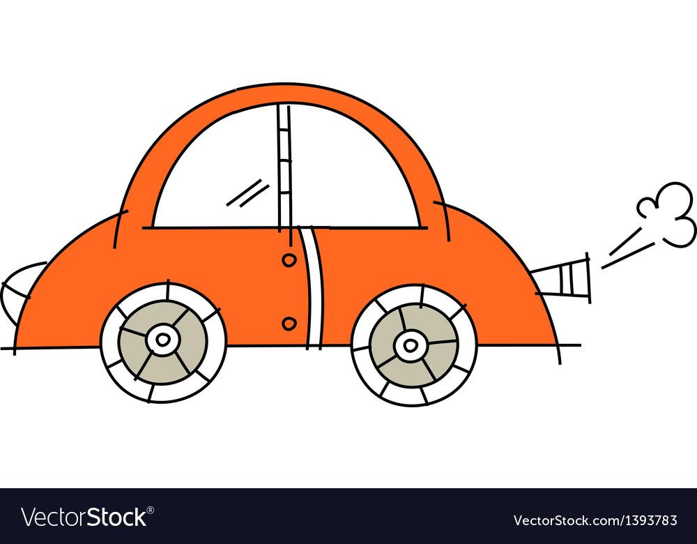 Icon car vector | Price: 1 Credit (USD $1)