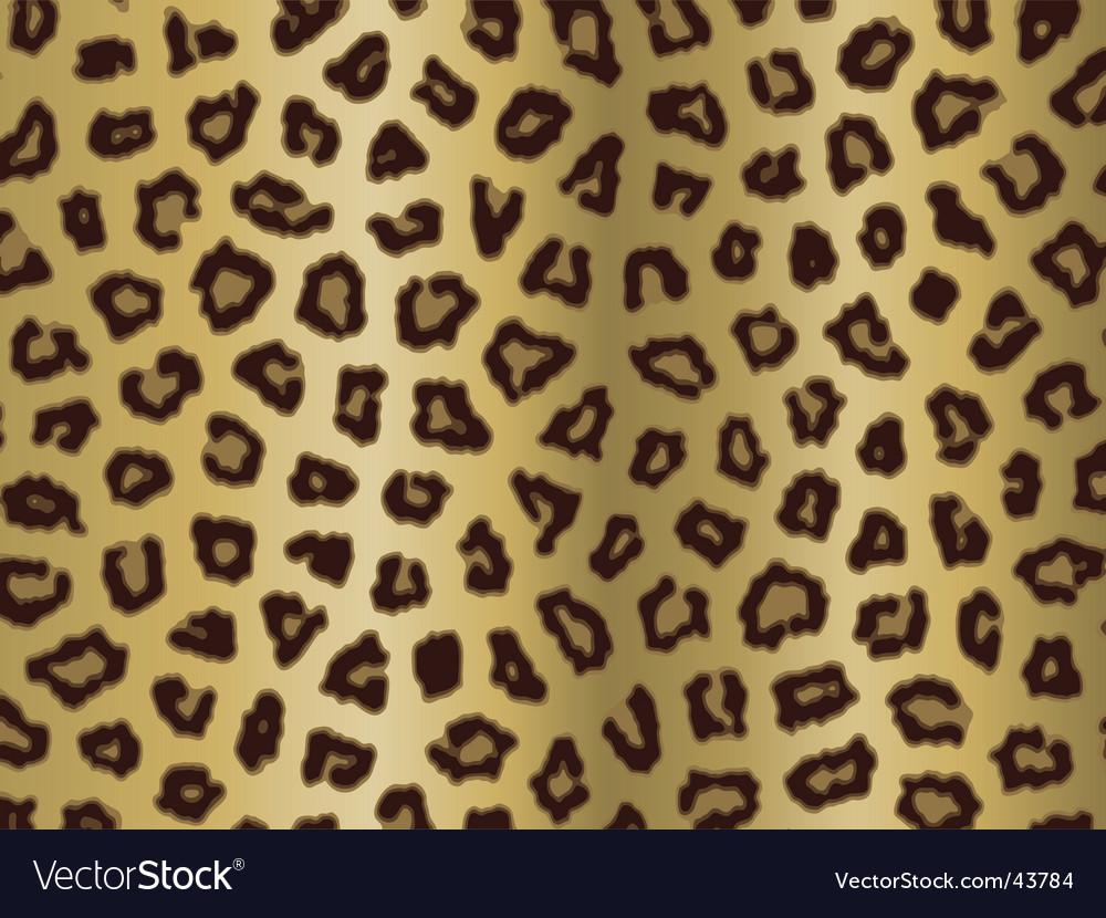 Leopard print vector | Price: 1 Credit (USD $1)