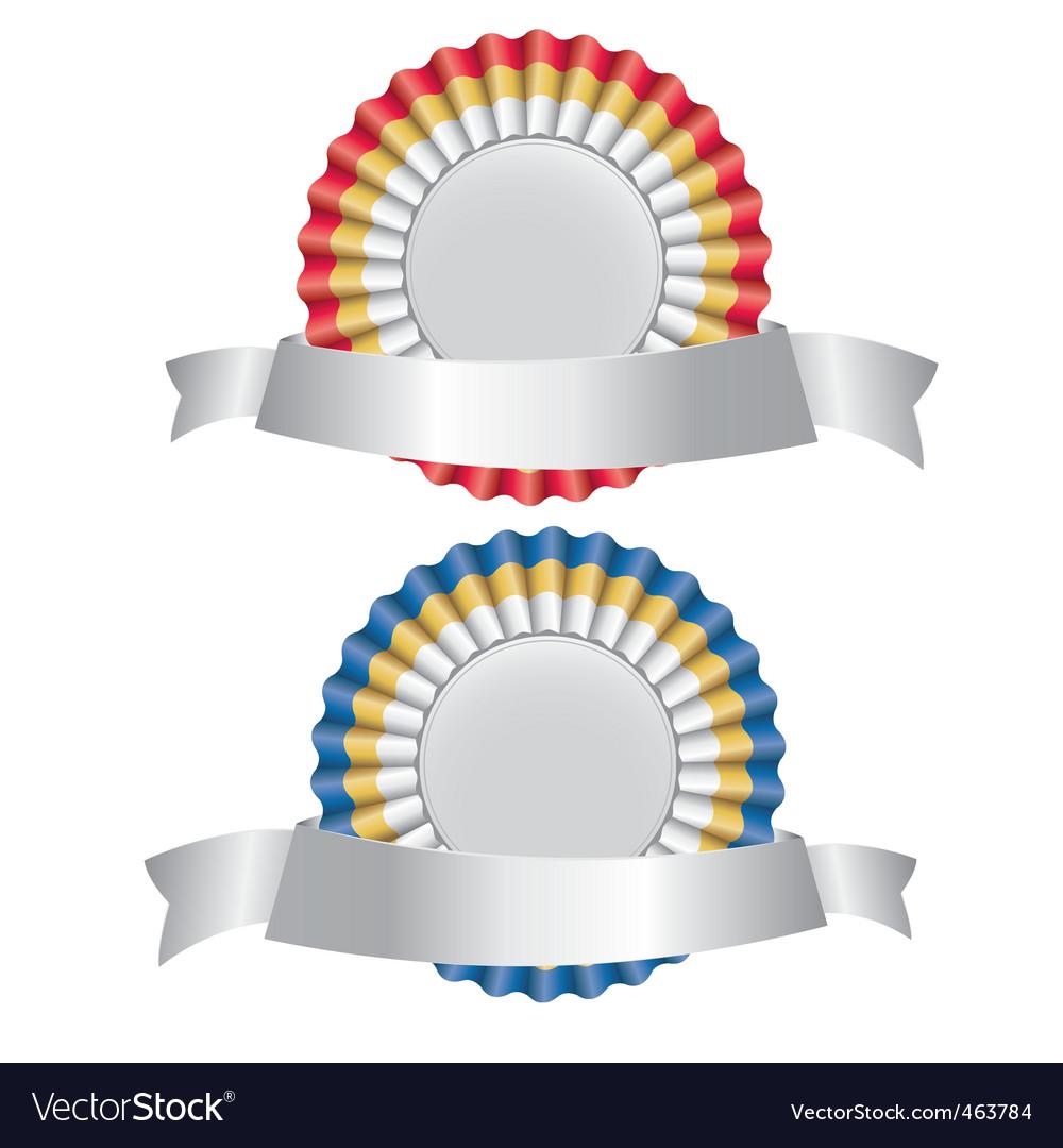 Ribbon illustration vector | Price: 1 Credit (USD $1)