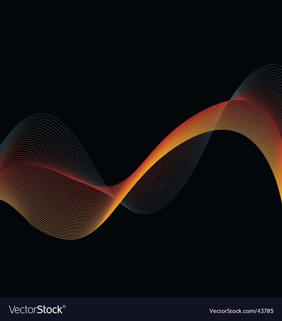 Gradient wave vector | Price: 1 Credit (USD $1)