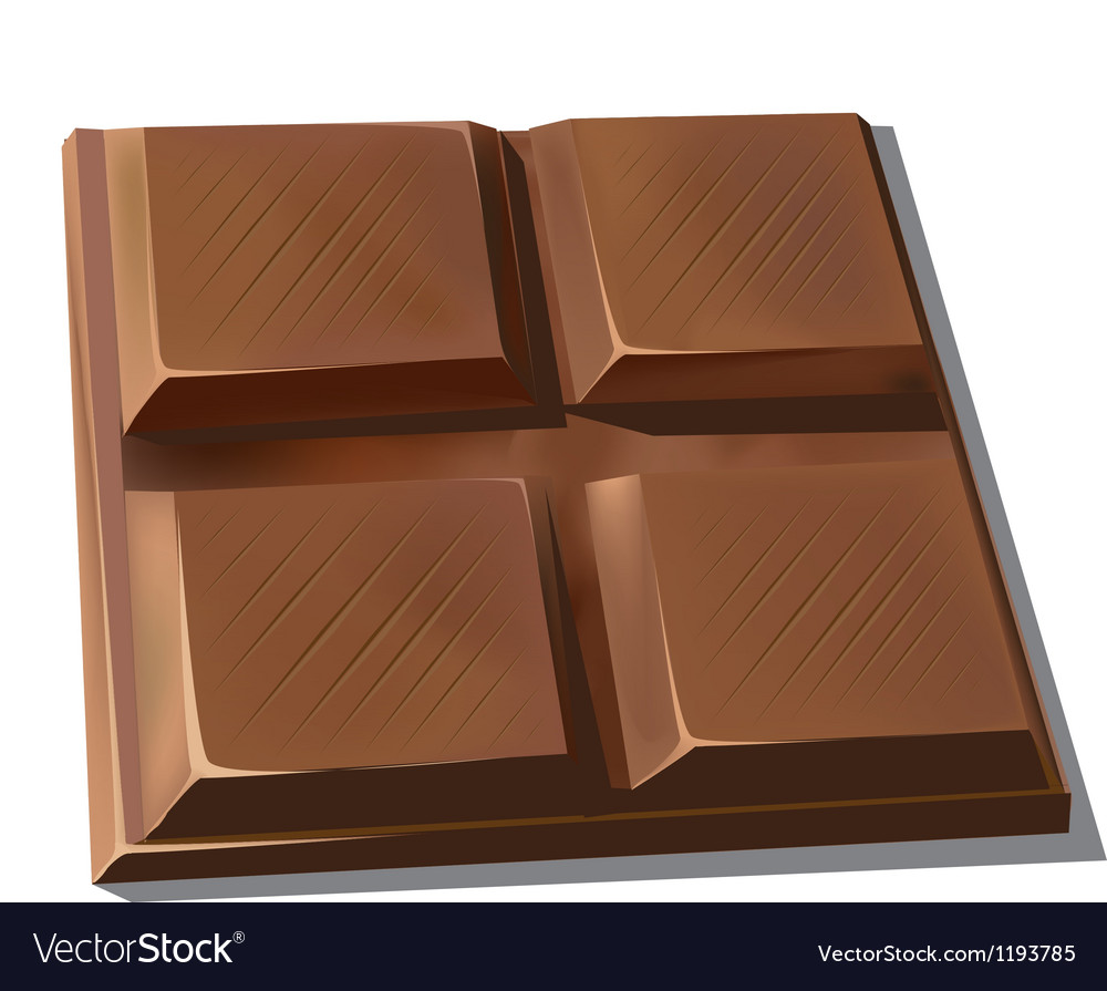 Sweet chocolate vector | Price: 1 Credit (USD $1)